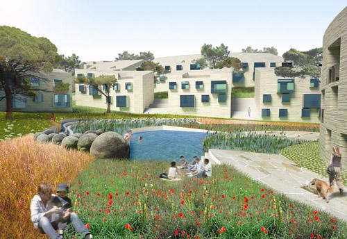 Park Life - JA-Joubert Architecture
